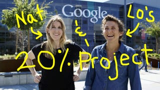Explore Googlers' 20% Projects In This New Web Series