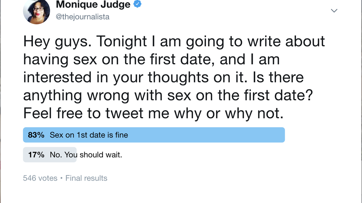 When to have sex with your date