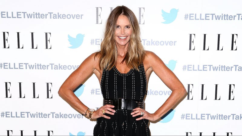 Illustration for article titled It's Important and Slightly Alarming That Elle Macpherson Is Dating Anti-Vaccine Ex-Doc Andrew Wakefield