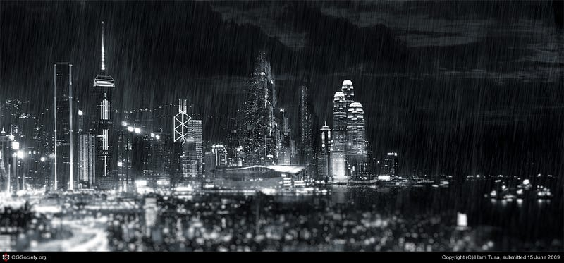 """Illustration for article titled The Writers TAYble: Entry #3 """"Paint the City Red"""""""