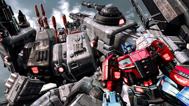transformers fall of cybertron breathes new life into classic