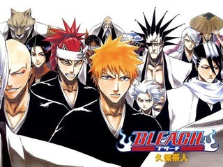 Illustration for article titled Bleach Coming To the Big Screen