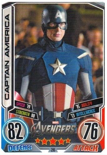 Illustration for article titled Avengers Trading Cards