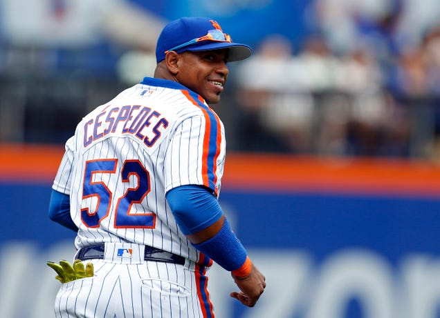 Mets Do Something Right, Reportedly Re-Sign Yoenis Céspedes