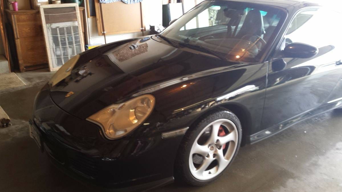Why Buy A Nissan Sentra When You Can Buy This Porsche 911 Turbo With ...