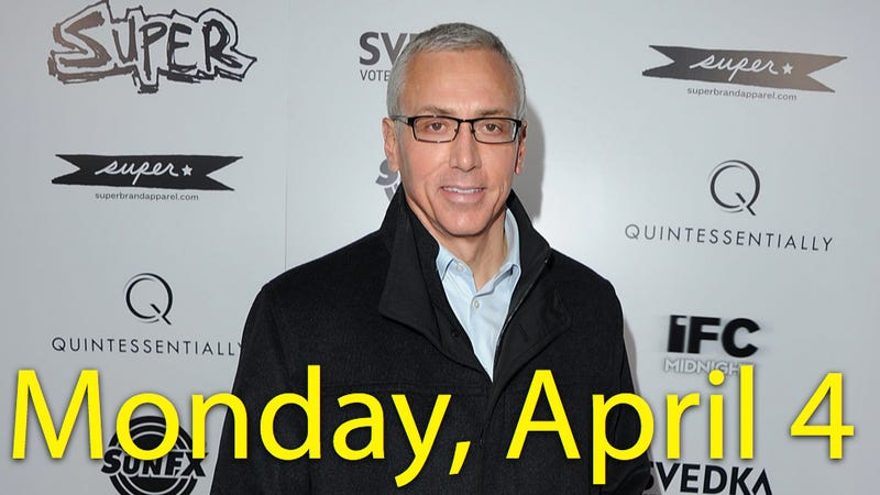 Illustration for article titled Dr. Drew Defends His Habit Of Diagnosing Stars He Doesn't Treat