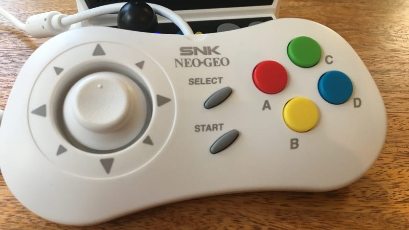 Neo Geo Mini Is Cute, But An Imperfect Nostalgia Trip