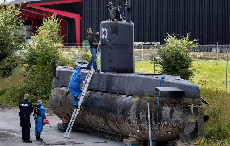 EL submarino UC3 Nautilus. (Foto: AP Images)