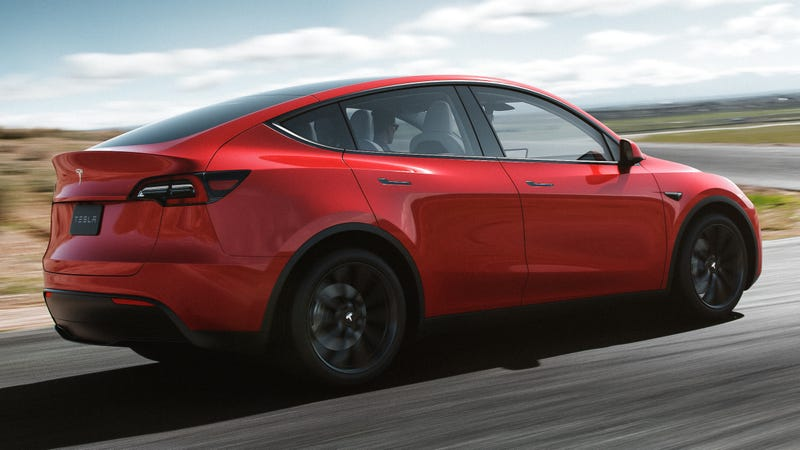 Illustration for article titled Todo lo que necesitas saber sobre el Tesla Model Y