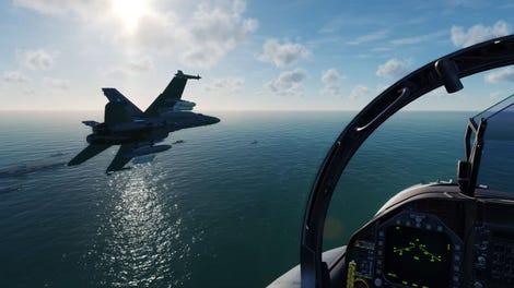 Flight Sim Developer Arrested For Selling F-16 Manuals [Update]