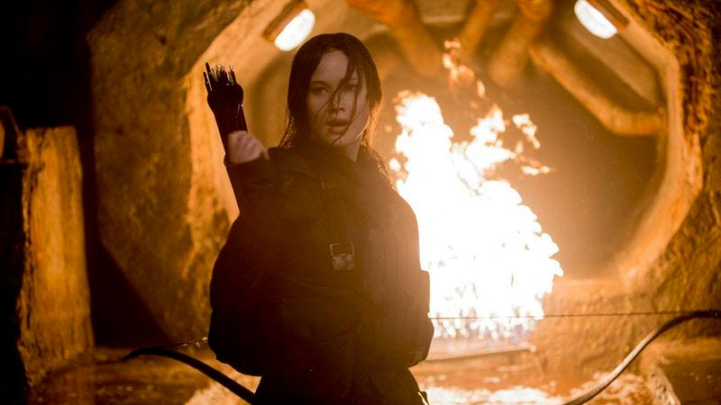 The Hunger Games: Mockingjay—Part Two