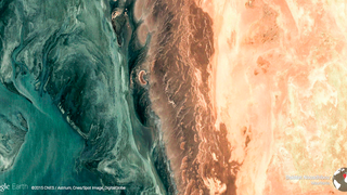 The Most Beautiful Landscapes From 10 Years of Google Earth
