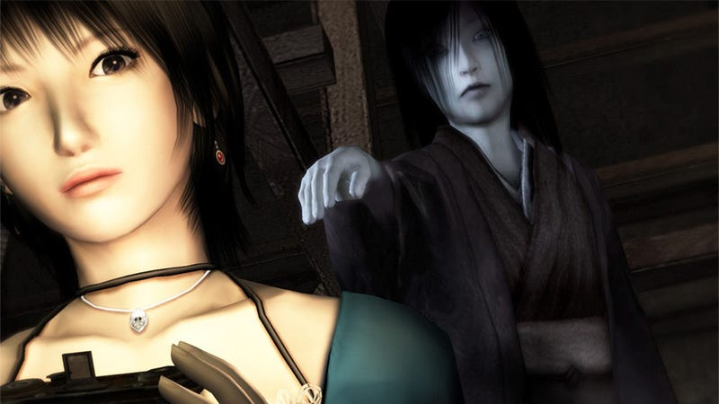 Illustration for article titled Why Fatal Frame is My Favorite Horror Series