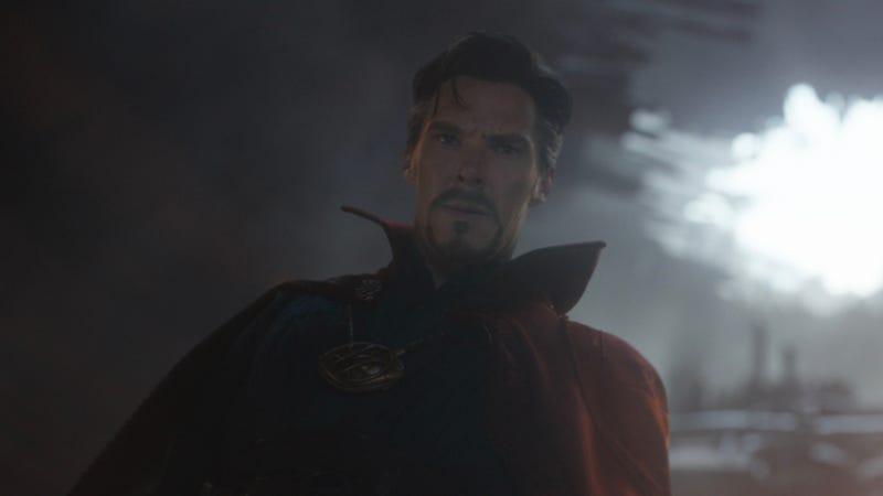 Doctor Strange will return.