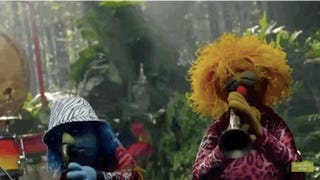 "Sam the Eagle Makes the Muppets' Cover of ""Jungle Boogie"" Even Better"