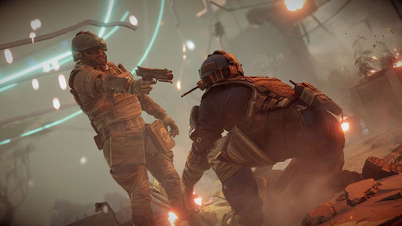Illustration for article titled Next-Gen Screenshots Show A Little Killzone Murder On The PS4