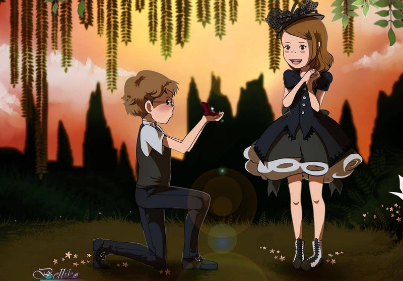 Illustration for article titled This Guy Proposed On Reddit Using Memes. She Actually Said Yes.