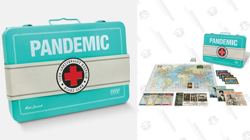 Pandemic: 10th Anniversary Edition | $65 | Drop