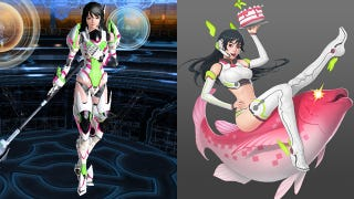 Illustration for article titled Phantasy Star Online 2's Character Creator Brings Sci-Fi Anime Characters to Life!