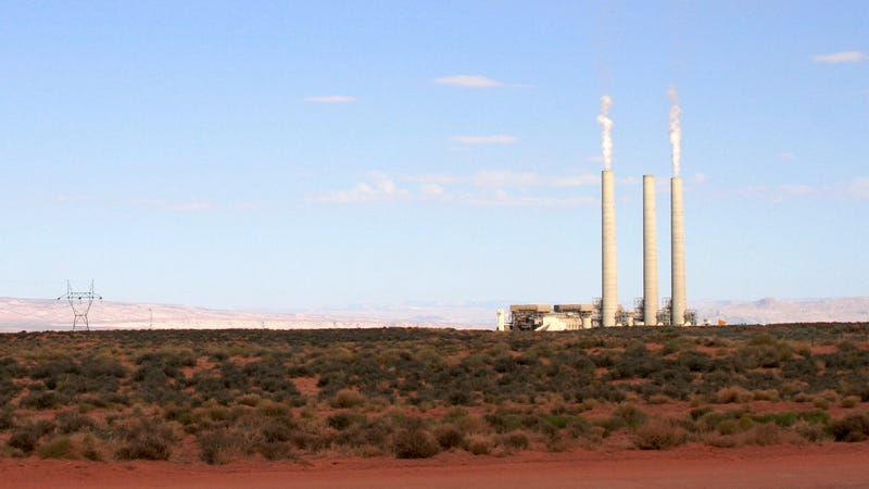 The Navajo Generating Station