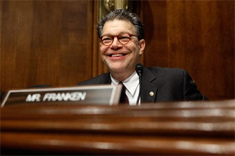 "Illustration for article titled Repubs Think Franken Painted Them As ""Rapist Sympathizers"""