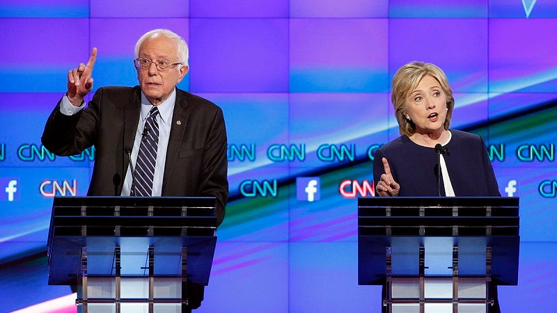 Illustration for article titled How to Stream Tonight's Univision Democratic Debate Online, No Cable Required