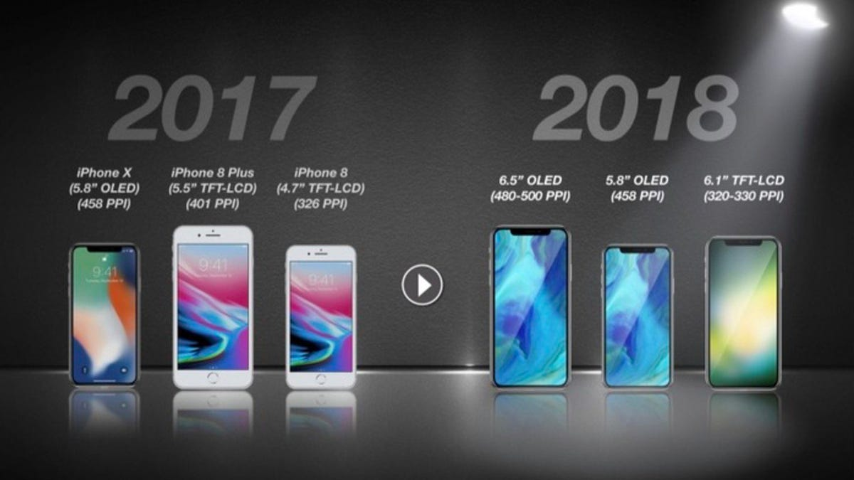 Apparently, It's Time to Think About Next Year's iPhones Already