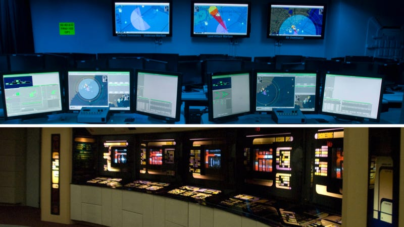 The Navy S Newest Linux Powered Command Center Is Right