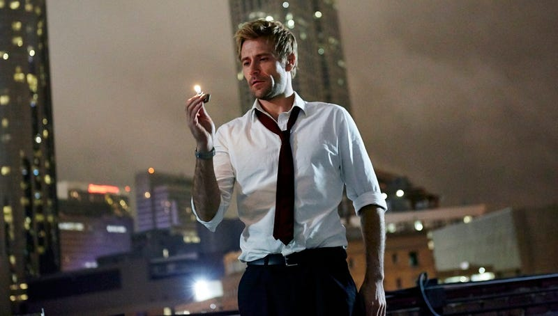 Illustration for article titled Does It Matter That The TV Version Of Constantine Is Straight?
