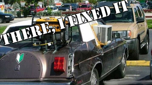 The Ten Worst There I Fixed It Car Repairs
