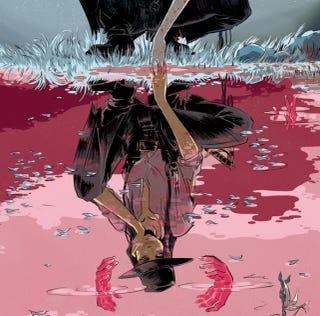 Illustration for article titled What do Death's daughter, revenge and a dead rabbit have in common?