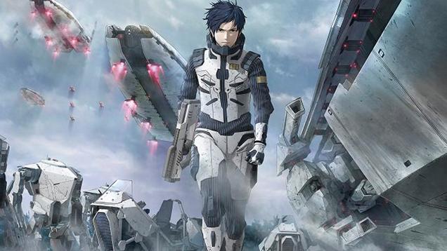 the godzilla anime movie sounds like a totally wild scifi epic