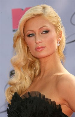 Illustration for article titled The Paris Hilton Press Conference