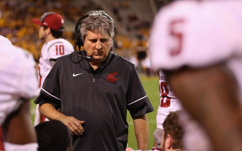 """Illustration for article titled Former WSU Player Sues Mike Leach, Says Coach Only Enforced """"Three Sins"""" Rule When He Felt Like It [Update]"""
