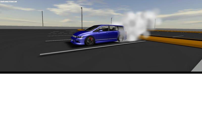 Illustration for article titled Drift Odyssey!
