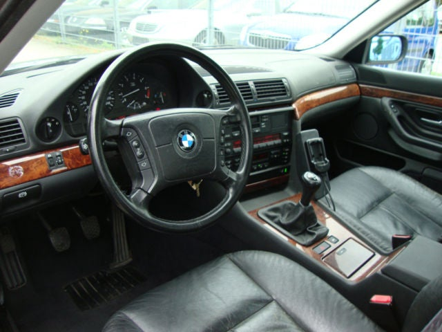 5 cars you didn t know were offered with a manual transmission rh oppositelock kinja com bmw 740i manual for sale bmw 740i manual swap