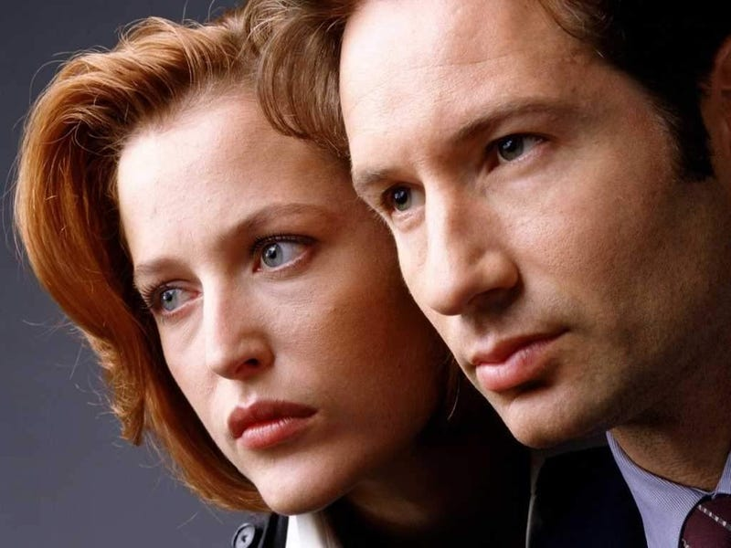 Illustration for article titled Breaking Up Mulder and Scully Is a Dumb Idea That Will Make The New X-Files Worse