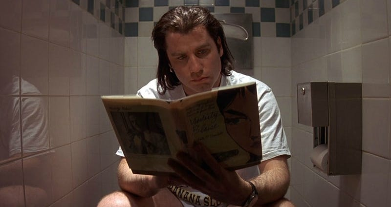 Fotograma de Pulp Fiction