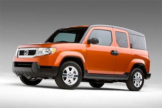 Illustration for article titled 2009 Honda Element Revealed, Priced Starting At $20,175