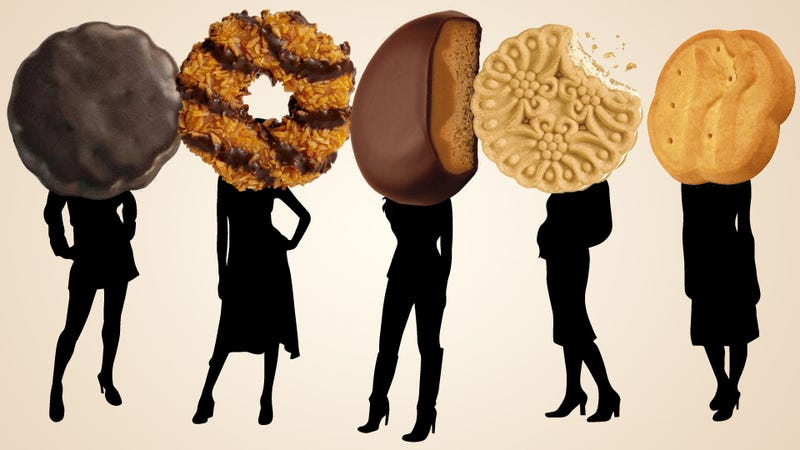 Illustration for article titled What Kind of Girl Scout Cookie Are You?