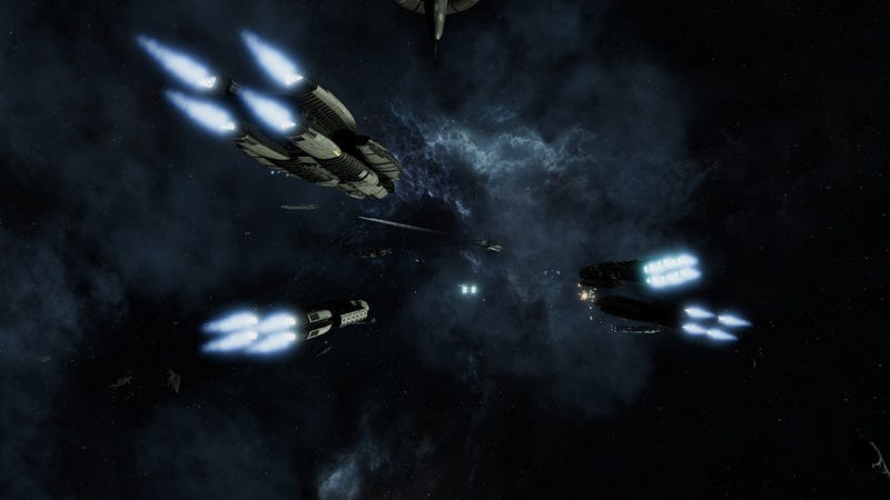 'Battlestar Galactica Deadlock' (ALL) Announced - Trailer