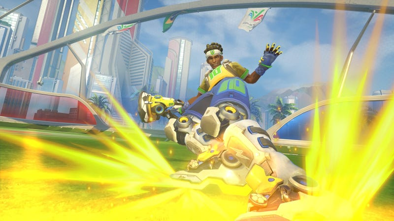 Illustration for article titled Blizzard Defends Overwatch's Limited-Time Summer Games Loot