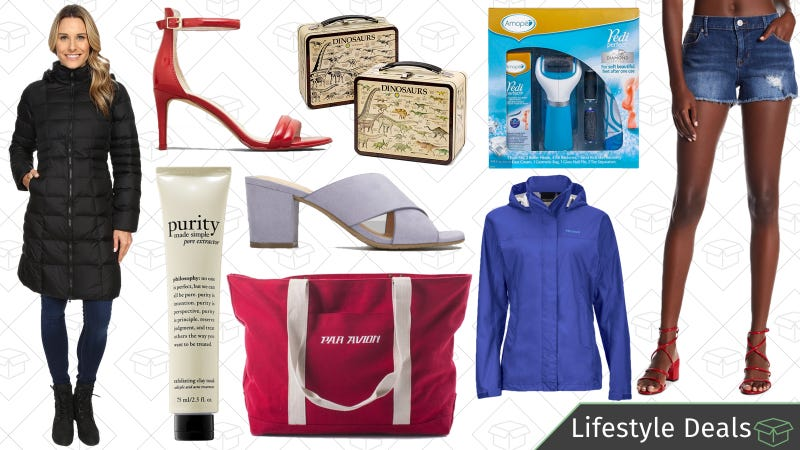 Illustration for article titled Thursday's Best Lifestyle Deals: Backcountry, Sephora, The North Face, Kenneth Cole, and More