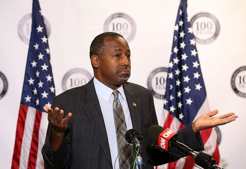Ben Carson: Slaves Were 'Immigrants' Who Worked Really Hard 'For Less'