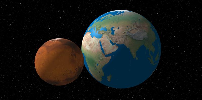 Illustration for article titled Compara todos los objetos del Sistema Solar con este gráfico interactivo