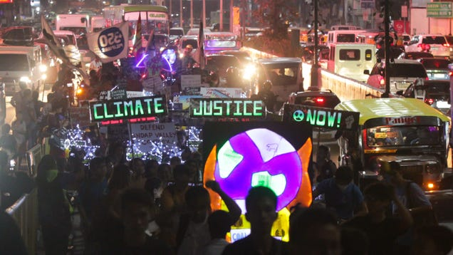 A Record Number of Environmentalists Were Murdered in 2019