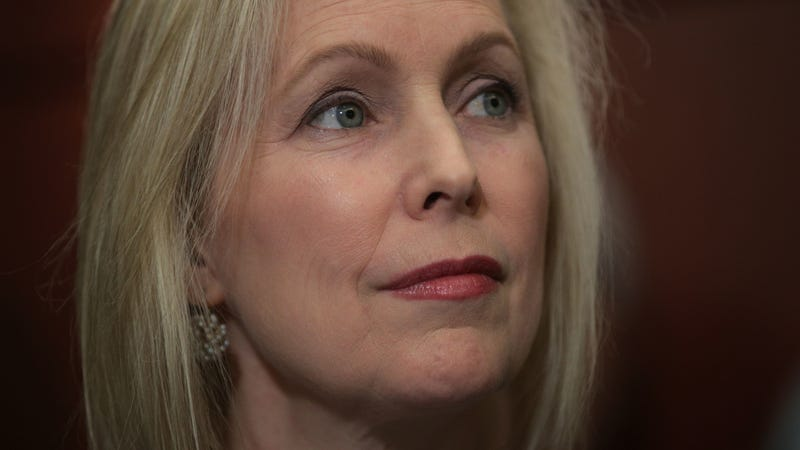 Illustration for article titled Former Aide to Kirsten Gillibrand Says the Senator's Office Badly Mishandled Her Sexual Harassment Complaint