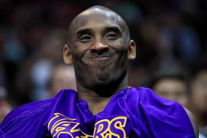 Kobe Bryant (Sean M. Haffey/Getty Images)