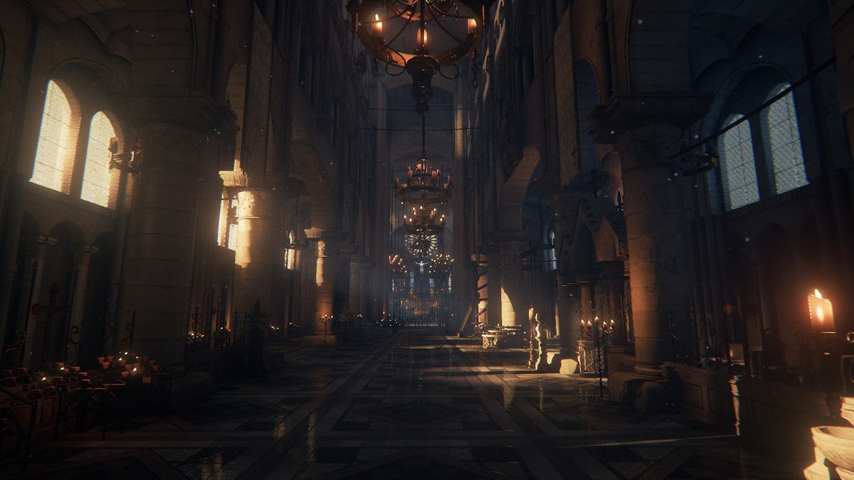 Amazing Unreal Engine Project Took Just 7 Weeks to Make