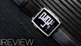 Illustration for article titled Pebble Steel Review: The Best Smartwatch, Now Also Beautiful